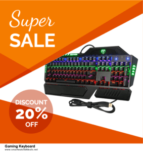 Grab 10 Best Black Friday and Cyber Monday Gaming Keyboard Deals & Sales
