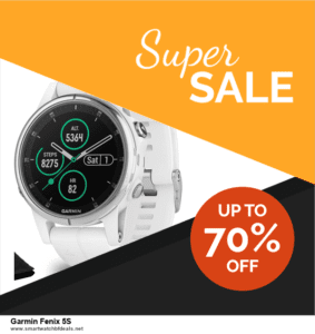 13 Best Black Friday and Cyber Monday 2020 Garmin Fenix 5S Deals [Up to 50% OFF]