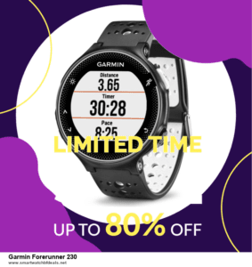 13 Exclusive Black Friday and Cyber Monday Garmin Forerunner 230 Deals 2020