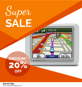 Top 5 Black Friday and Cyber Monday Garmin Gps Deals 2020 Buy Now