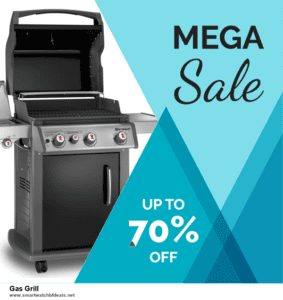 10 Best Black Friday 2020 and Cyber Monday  Gas Grill Deals | 40% OFF