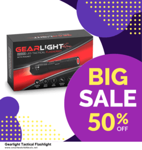 Top 10 Gearlight Tactical Flashlight Black Friday 2020 and Cyber Monday Deals