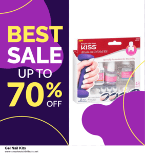 9 Best Gel Nail Kits Black Friday 2020 and Cyber Monday Deals Sales