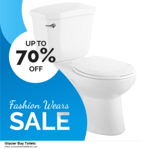 9 Best Black Friday and Cyber Monday Glacier Bay Toilets Deals 2020 [Up to 40% OFF]
