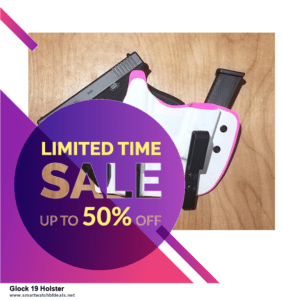 6 Best Glock 19 Holster Black Friday 2020 and Cyber Monday Deals | Huge Discount