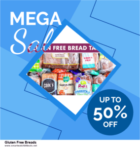 Top 5 Black Friday 2020 and Cyber Monday Gluten Free Breads Deals [Grab Now]
