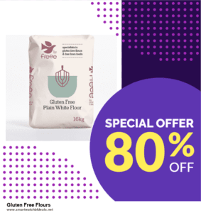 13 Best Black Friday and Cyber Monday 2020 Gluten Free Flours Deals [Up to 50% OFF]