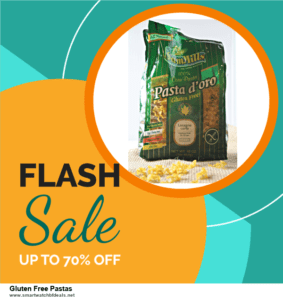 13 Best Black Friday and Cyber Monday 2020 Gluten Free Pastas Deals [Up to 50% OFF]