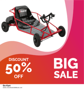 13 Best Black Friday and Cyber Monday 2020 Go Kart Deals [Up to 50% OFF]