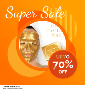 10 Best Black Friday 2020 and Cyber Monday  Gold Face Masks Deals | 40% OFF
