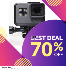 10 Best Black Friday 2020 and Cyber Monday  Gopro Hero Deals | 40% OFF