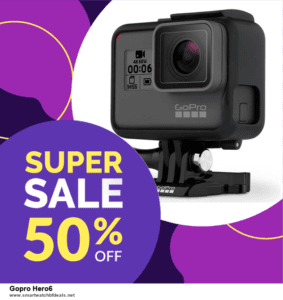 6 Best Gopro Hero6 Black Friday 2020 and Cyber Monday Deals | Huge Discount