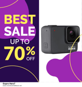 13 Best Black Friday and Cyber Monday 2020 Gopro Hero7 Deals [Up to 50% OFF]