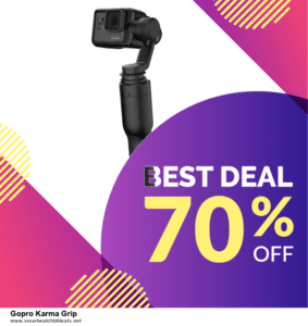 7 Best Gopro Karma Grip Black Friday 2020 and Cyber Monday Deals [Up to 30% Discount]
