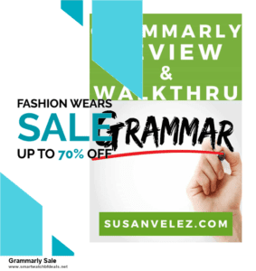 5 Best Grammarly Sale Black Friday 2021 and Cyber Monday Deals & Sales