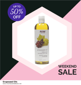 Top 10 Grapeseed Oils Black Friday 2020 and Cyber Monday Deals