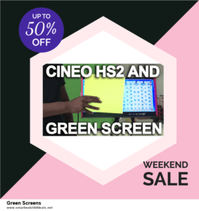 10 Best Black Friday 2020 and Cyber Monday  Green Screens Deals | 40% OFF