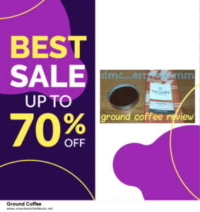 7 Best Ground Coffee Black Friday 2020 and Cyber Monday Deals [Up to 30% Discount]