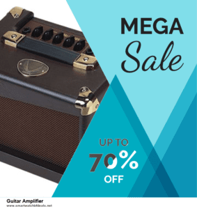 7 Best Guitar Amplifier Black Friday 2020 and Cyber Monday Deals [Up to 30% Discount]