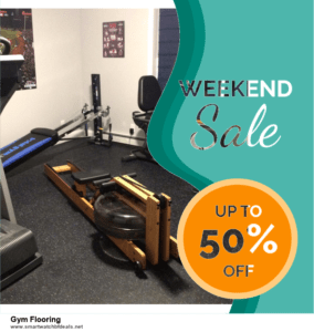 List of 10 Best Black Friday and Cyber Monday Gym Flooring Deals 2020