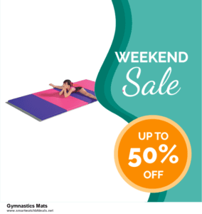 9 Best Black Friday and Cyber Monday Gymnastics Mats Deals 2020 [Up to 40% OFF]
