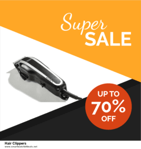 7 Best Hair Clippers Black Friday 2020 and Cyber Monday Deals [Up to 30% Discount]