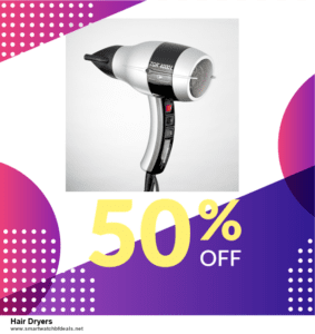 6 Best Hair Dryers Black Friday 2020 and Cyber Monday Deals | Huge Discount