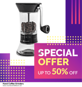 13 Best Black Friday and Cyber Monday 2020 Hand Coffee Grinders Deals [Up to 50% OFF]