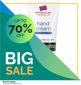 7 Best Hand Creams Black Friday 2020 and Cyber Monday Deals [Up to 30% Discount]