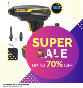 9 Best Handheld Air Compressors Black Friday 2020 and Cyber Monday Deals Sales