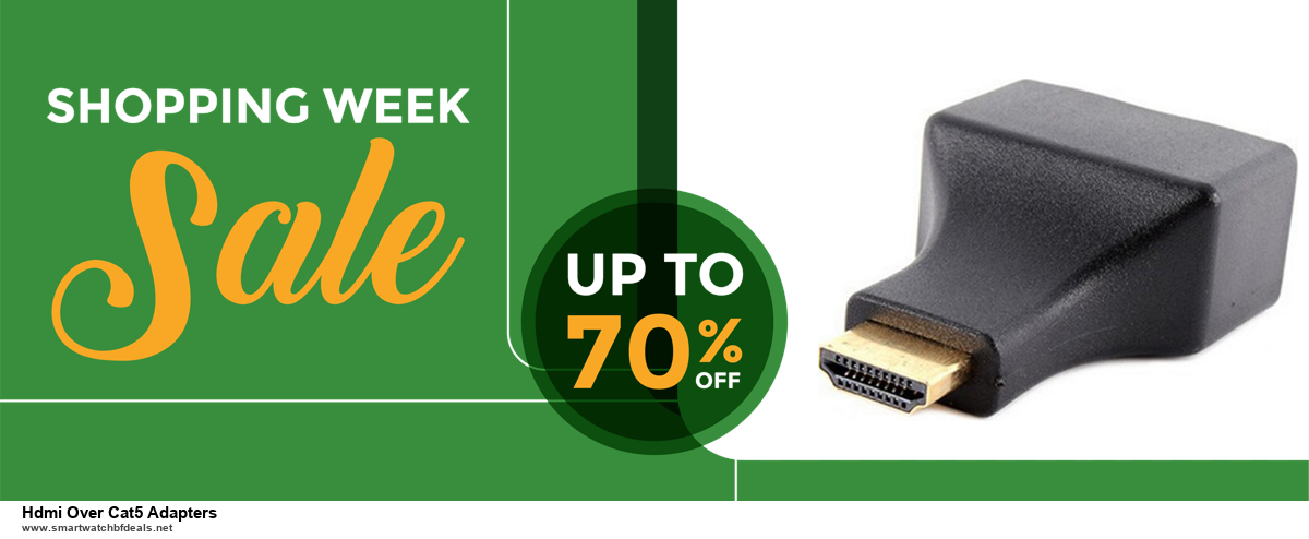 13 Best Black Friday and Cyber Monday 2020 Hdmi Over Cat5 Adapters Deals [Up to 50% OFF]