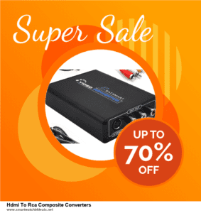 10 Best Black Friday 2020 and Cyber Monday  Hdmi To Rca Composite Converters Deals | 40% OFF