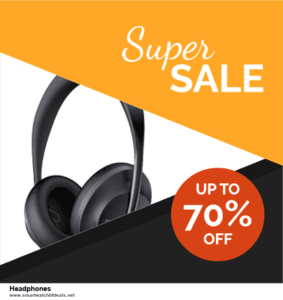 7 Best Headphones Black Friday 2020 and Cyber Monday Deals [Up to 30% Discount]