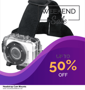 13 Best Black Friday and Cyber Monday 2020 Headstrap Cam Mounts Deals [Up to 50% OFF]