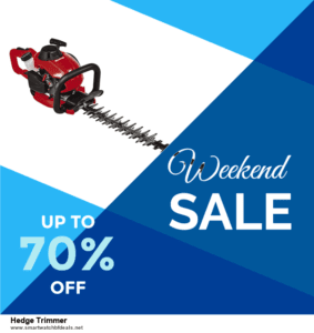 Top 11 Black Friday and Cyber Monday Hedge Trimmer 2020 Deals Massive Discount