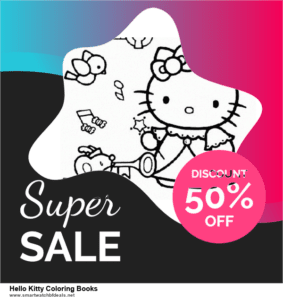 List of 10 Best Black Friday and Cyber Monday Hello Kitty Coloring Books Deals 2020