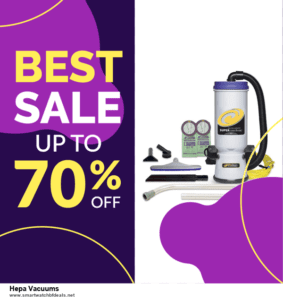 9 Best Black Friday and Cyber Monday Hepa Vacuums Deals 2020 [Up to 40% OFF]