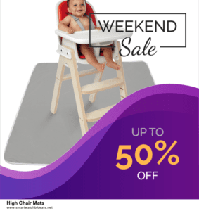 9 Best Black Friday and Cyber Monday High Chair Mats Deals 2020 [Up to 40% OFF]