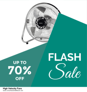 6 Best High Velocity Fans Black Friday 2020 and Cyber Monday Deals | Huge Discount
