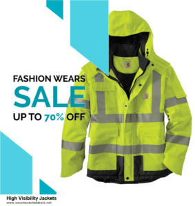 13 Exclusive Black Friday and Cyber Monday High Visibility Jackets Deals 2020