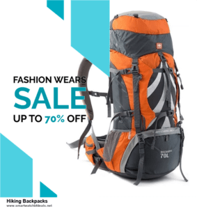 6 Best Hiking Backpacks Black Friday 2021 and Cyber Monday Deals   Huge Discount
