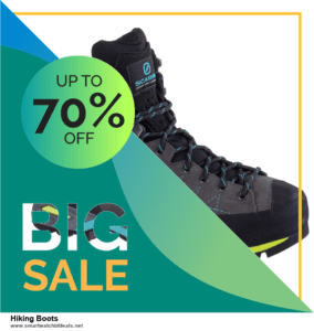 List of 10 Best Black Friday and Cyber Monday Hiking Boots Deals 2020