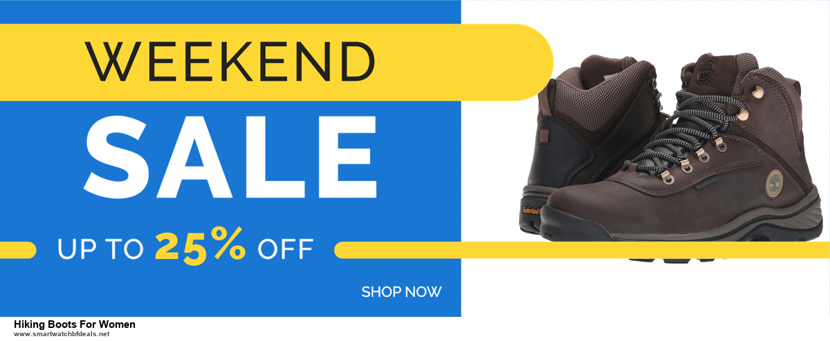 Top 5 Black Friday 2020 and Cyber Monday Hiking Boots For Women Deals [Grab Now]