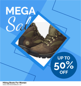 Top 5 Black Friday 2021 and Cyber Monday Hiking Boots For Women Deals [Grab Now]