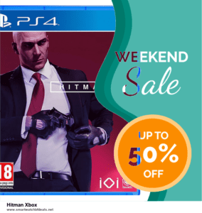 Top 5 Black Friday 2020 and Cyber Monday Hitman Xbox Deals [Grab Now]