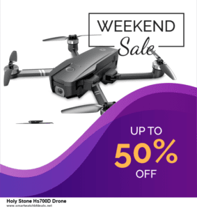 Top 10 Holy Stone Hs700D Drone Black Friday 2021 and Cyber Monday Deals