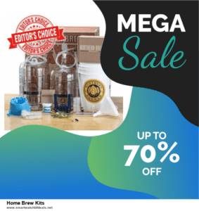 10 Best Home Brew Kits Black Friday 2020 and Cyber Monday Deals Discount Coupons
