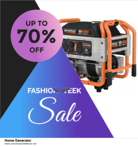 9 Best Home Generator Black Friday 2020 and Cyber Monday Deals Sales