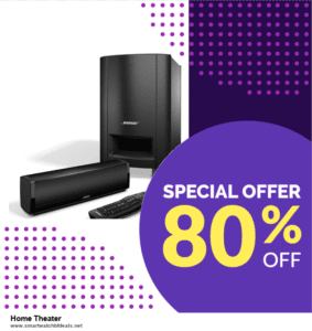 13 Exclusive Black Friday and Cyber Monday Home Theater Deals 2020
