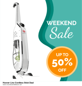 Top 10 Hoover Linx Cordless Stick Deal Black Friday 2020 and Cyber Monday Deals